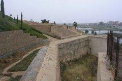Badajoz Castle Wall